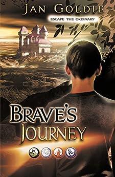 Brave's Journey by [Jan Goldie]