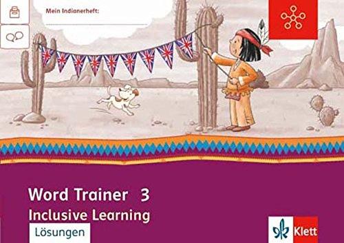 Englisch 3: Übungsheft Fördern und Inklusion Klasse 3 (Mein Anoki-Übungsheft)