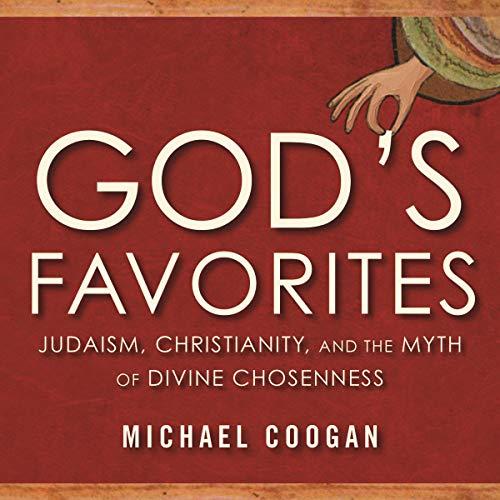God's Favorites audiobook cover art