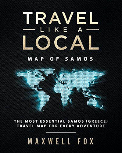 Travel Like a Local - Map of Samos: The Most Essential Samos (Greece) Travel Map for Every Adventure