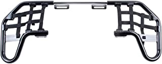 Tusk Comp Series Nerf Bars Black With Black Webbing - Fits: Yamaha BANSHEE 350 1987-2006