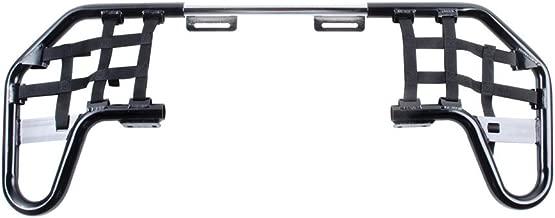 Tusk Comp Series Nerf Bars Black With Black Webbing - Fits: Yamaha BLASTER 200 1988-2006