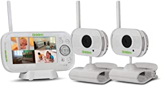 "Uniden - BW 3102 4.3"" Digital Wireless Baby Video Monitor - with 2 Cameras"