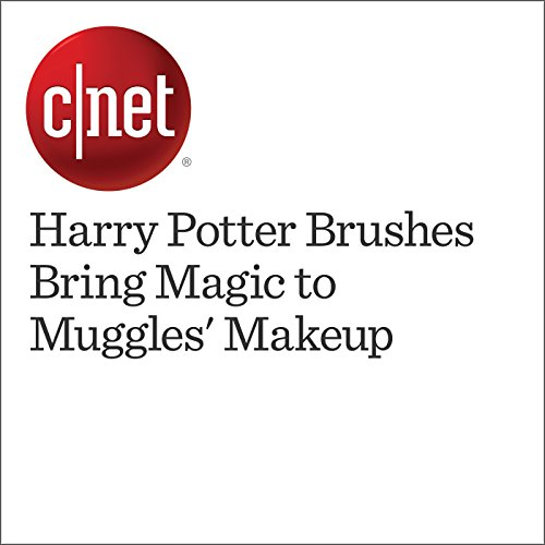 『Harry Potter Brushes Bring Magic to Muggles' Makeup』のカバーアート