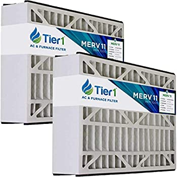 Tier1 16x26x5 Merv 11 Replacement for White-Rodgers F825-0548 & 5162611 AC Furnace Air Filter 2 Pack
