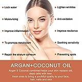 Zoom IMG-1 olio di argan cocco puro