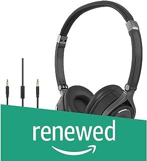 (Renewed) Motorola Pulse 2 SH005 Wired Headphone (Black)