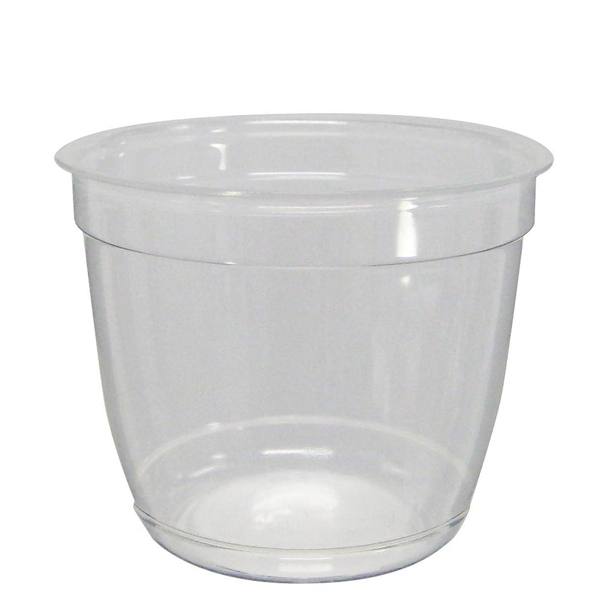 船形カビ王女旭化成パックス 透明デザートカップ 40P(推奨容量120ml、満杯容量145ml) DIP-145 口径71mm