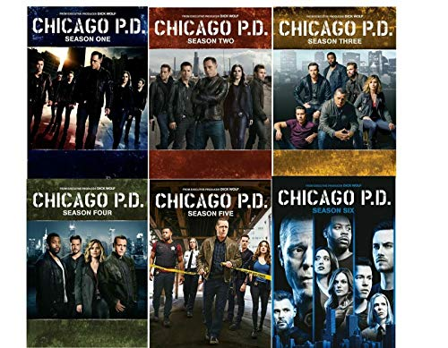 Chicago P.D. The Complete Series Season 1- 6 DVD