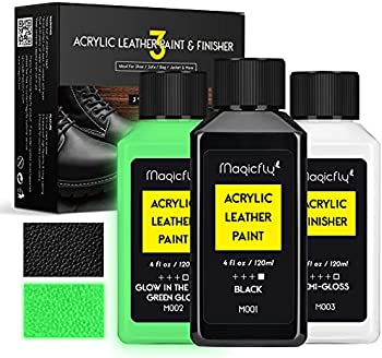 Magicfly Leather Paint Set