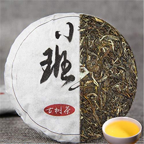 50g (0.11LB) Nuovi prodotti Banzhang piccolo Albero antico Vecchio tè Pu'er crudo Sheng Vecchio tè Puer Tè verde Colonna del drago Tubo di bambù Tè erh Tè cinese Verde Buono Sheng cha