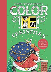 color me christmas