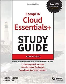 CompTIA Cloud Essentials+ Study Guide: Exam CLO-002