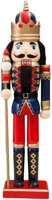 Traditional Wooden Nutcrackers Nutcracker Doll Orname Latest item Christmas Limited price sale
