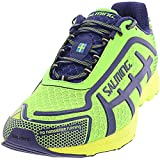 Salming Men's Distance D5 Gecko Green Ankle-High Running - 10.5M