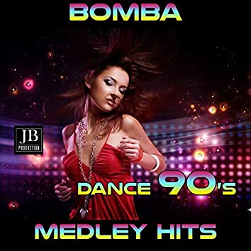 Bomba Medley: What Is Love / Calypso Interlude / People Have the Power / Hey Mr. DJ / Dance with Me / Romance Anonimo / Forever Young / All that She Wants / Zumpa Pa' / Love Sees No Colour / Tekno Shock / Que Siga la Fiesta / Be with Me / Just One minute