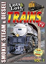 lots and lots of trains dvd
