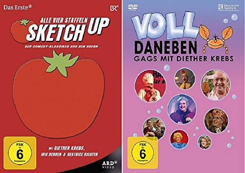 Sketch Up - Alle vier Staffeln + Voll daneben