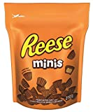 REESE Chocolate Candy Peanut Butter Cups, Minis, 210 Gram