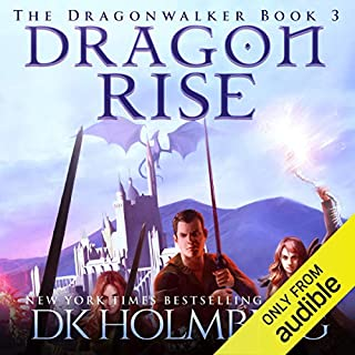 Dragon Rise                   Written by:                                                                                                                                 D.K. Holmberg                               Narrated by:                                                                                                                                 Christian Rummel                      Length: 7 hrs and 48 mins     Not rated yet     Overall 0.0