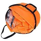 Sobotoo - Remo hinchable para kayak y barcos de viento (102 cm), naranja