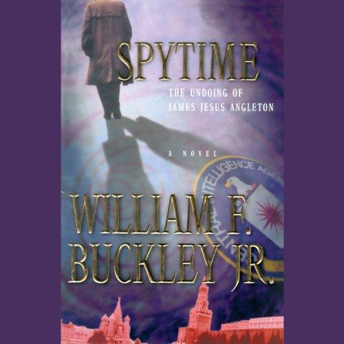 Spytime cover art