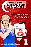 Apprendre le turc | Écoute facile | Lecture facile | Texte parallèle COURS AUDIO N° 1: Lire et écouter des Livres en Turc (AUDIO FACILE | LECTURE FACILE | APPRENTISSAGE FACILE)