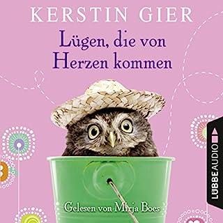 Lügen, die von Herzen kommen                   Autor:                                                                                                                                 Kerstin Gier                               Sprecher:                                                                                                                                 Mirja Boes                      Spieldauer: 4 Std. und 14 Min.     725 Bewertungen     Gesamt 4,4
