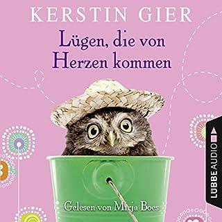 Lügen, die von Herzen kommen                   By:                                                                                                                                 Kerstin Gier                               Narrated by:                                                                                                                                 Mirja Boes                      Length: 4 hrs and 14 mins     3 ratings     Overall 3.7
