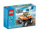 LEGO City Coast Guard Quad Bike 7736 Building Kit (33 Piece)