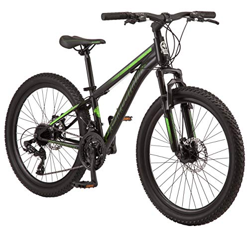 Schwinn Sidewinder Mountain Bike, 24-inch Wheels,...