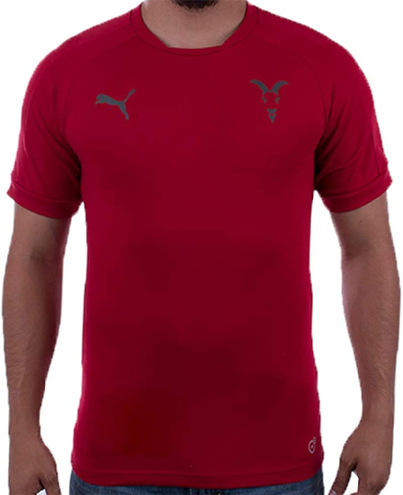 Men's Chivas Casuals Soccer Tee (Chili Pepper Red)