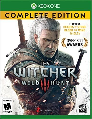 The Witcher 3: Wild Hunt - Complete Edition - Xbox 360