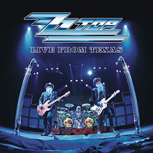 ZZ Top - Live from Texas (Limited 2LP+CD) [Vinyl LP]