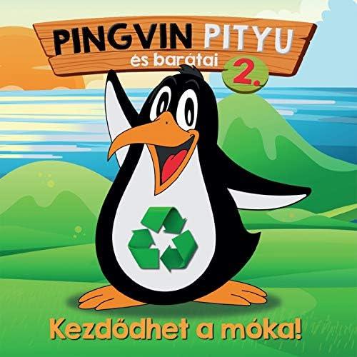 Pingvin Pityu és barátai