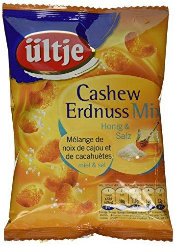 ültje Cashew-Erdnuss-Mix mit Honig und Salz, 200 g