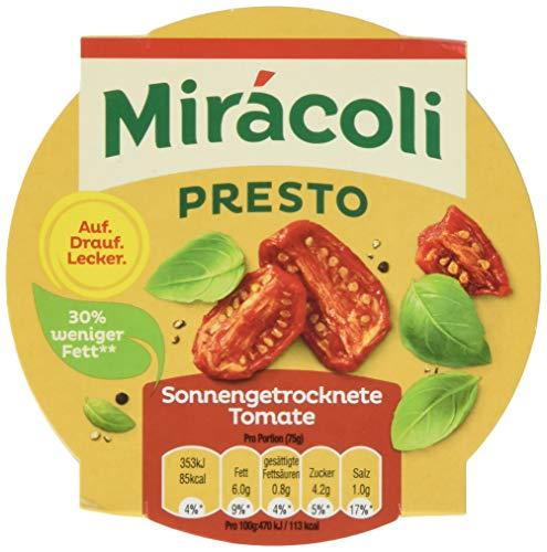 Miracoli Presto Sonnengetrocknete Tomate, 7 Packungen (7 x 150g)