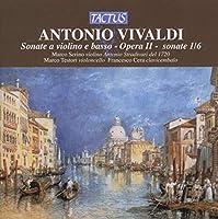Vivaldi: Violin Sonatas op. 2 No. 1-6