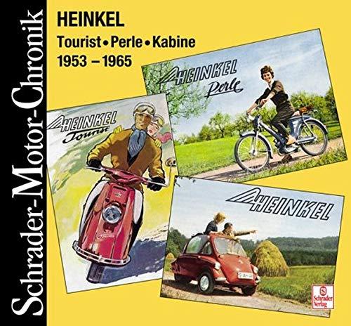 Schrader Motor-Chronik Heinkel Tourist, Perle, Kabine 1953-1965