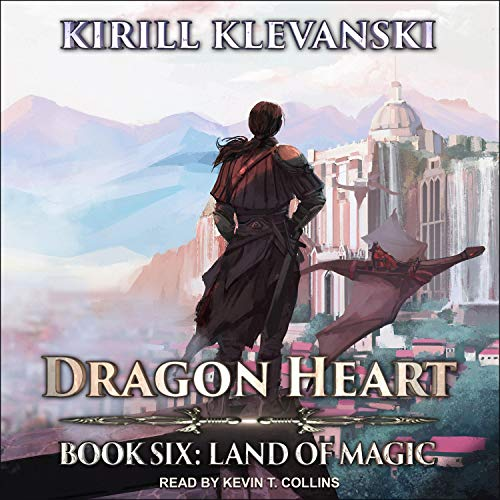 Couverture de Dragon Heart: Land of Magic