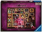 Ravensburger - Puzzle Villainous: Capt. Garfio, 1000 piezas, Disney (15022)