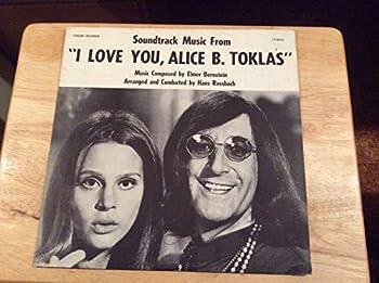 I Love You Alice B Toklas   Original Movie Soundtrack