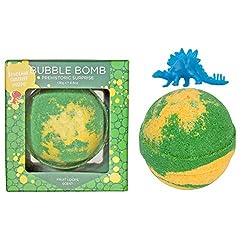 4. Two Sisters Store Dinosaur Bubble Single Bath Bomb