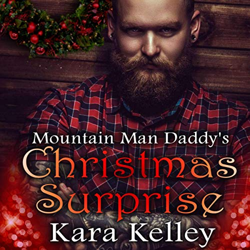 Page de couverture de Mountain Man Daddy's Christmas Surprise