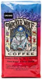 Raven's Brew Coffee Ground Wicked Wolf – Dark Roast – Breakfast Coffee Bliss – Delicious as Cold Brew – 12oz Bag