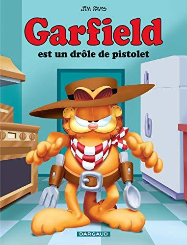 Garfield - tome 23 - Garfield est un drôle de pistolet