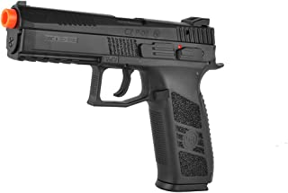 ASG CZ P-09 Gas Powered Airsoft Pistol with Case