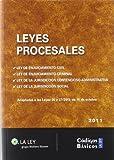 Leyes Procesales 2011 (Códigos básicos La Ley)