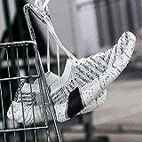 Aerlan Gym Shoes Lightweight Shoes,Zapatos de Senderismo al Aire Libre, Zapatos de Hombre Zapatillas de Deporte Transpirables-White_39,Botas de montaña Deportivas
