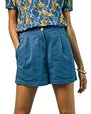 Brava Fabrics Seersucker Ocean Shorts - Bio-Baumwolle